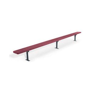dugout-bench