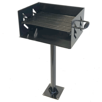 Charcoal Grills & Fire Rings
